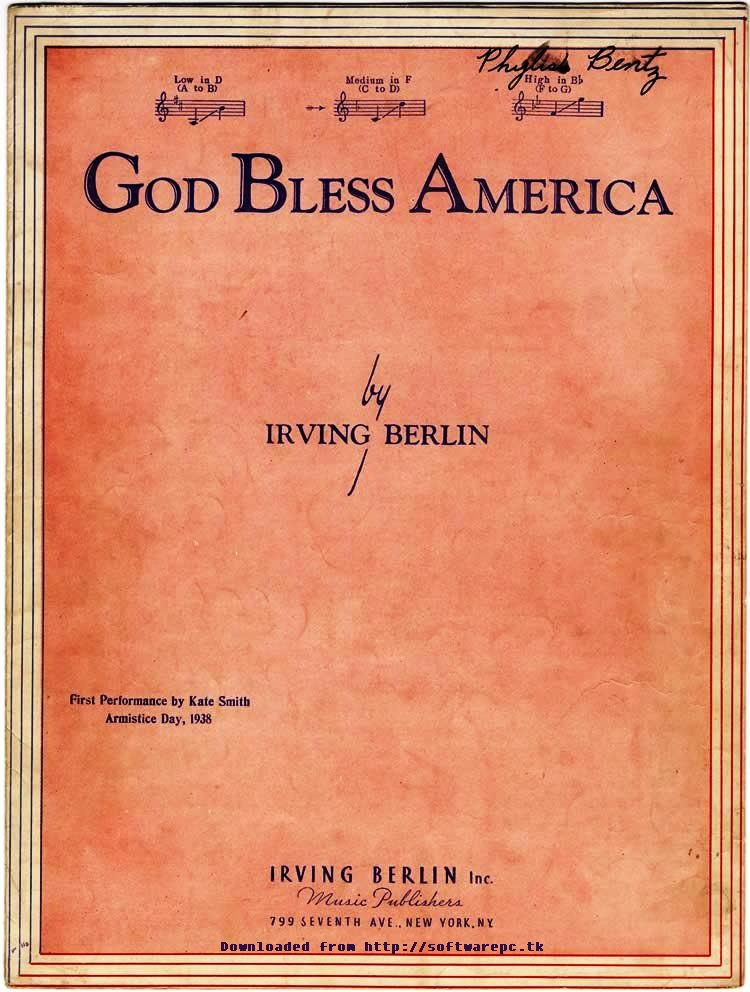graphic relating to Free Printable God Bless America Sheet Music identify God Bless The usa Sheet Songs [Cost-free] The Lego Masters Site